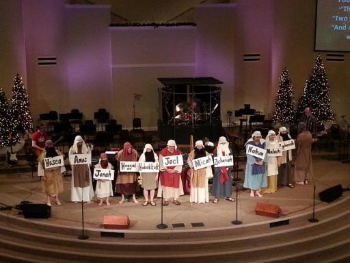 12 Minor Prophets